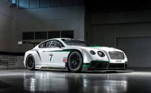 Автомобиль, Бентли, Bentley, Continental, GT3