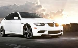 Белый Бумер, БМВ, BMW