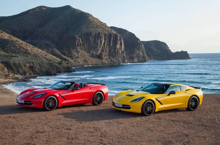 Chevrolet, Corvette, Stingray, Шевроле, Стингрей