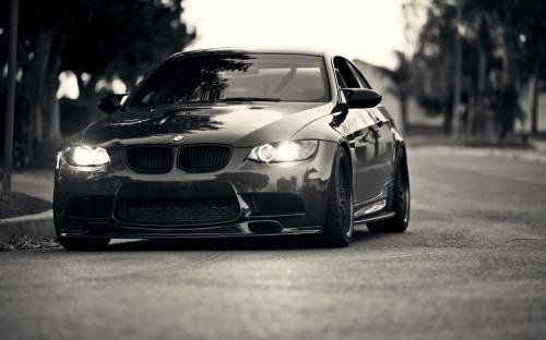 Тёмный БМВ, BMW