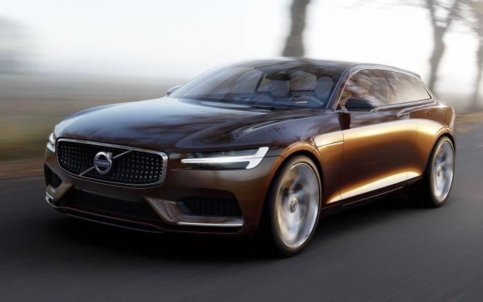 Автомобиль, Volvo, concept, Estate, Вольво, 2014