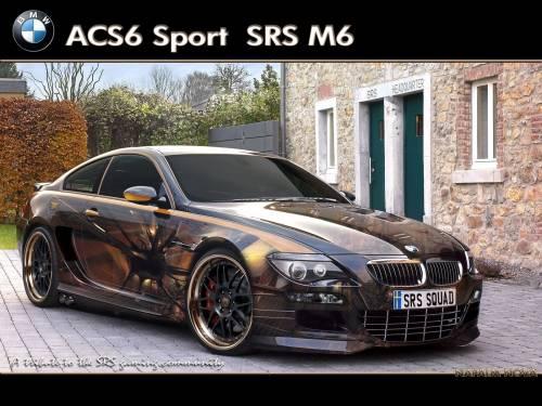 BMW ACS6 Sport SRS M6