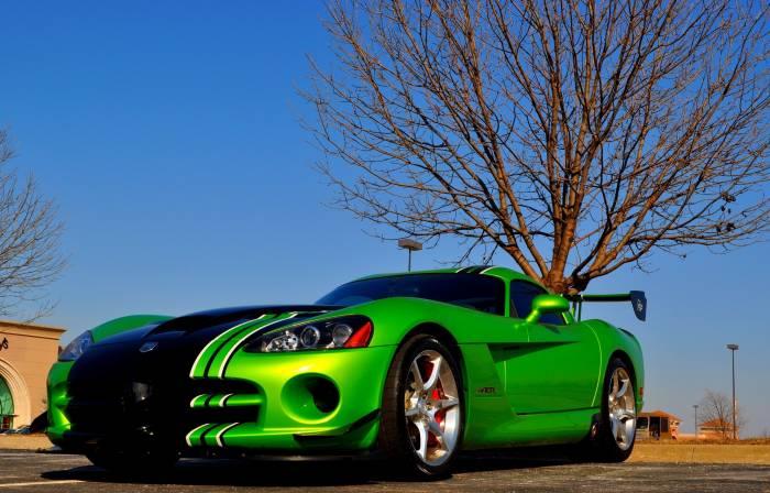 Dodge Viper ACR, Додж Вайпер, автомобиль