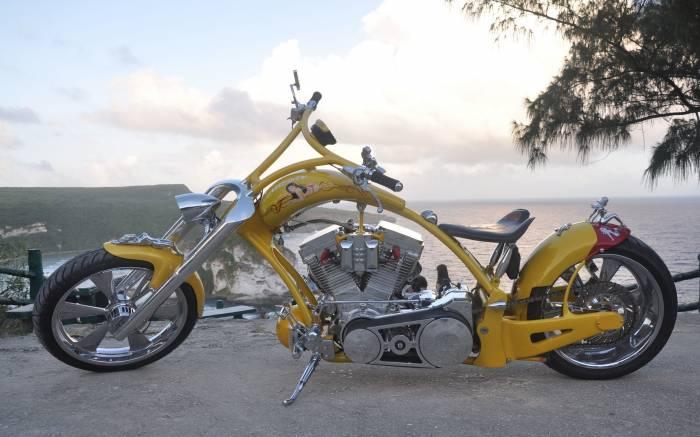Harley Davidson, Chopper, Харлей Давидсон