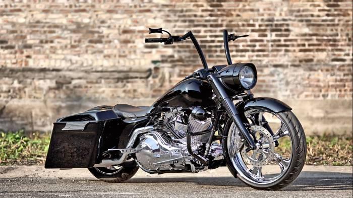 Мотоцикл, bike, хром, Чоппер, Choppers, мото, байк