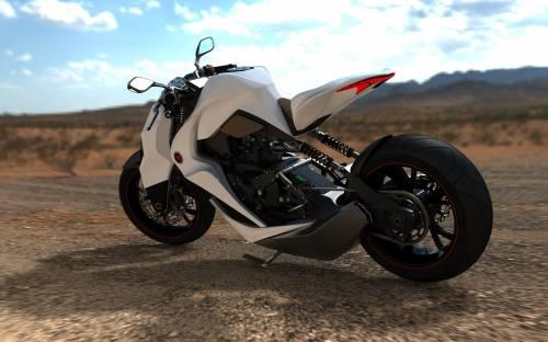 Мотоцикл ИЖ 2012, ИЖ, 2012, концепт