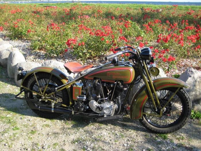 Мотоцикл, цвета, байк, bike, flowers, motorcycle
