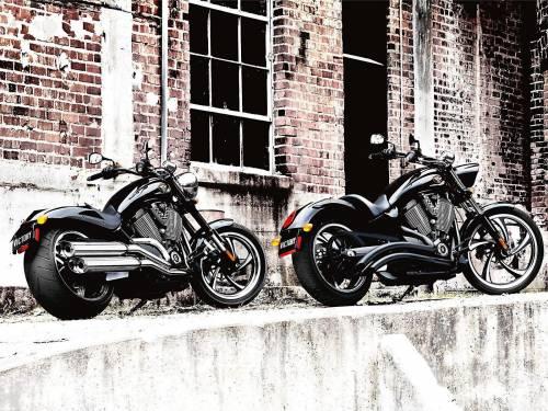 Тяжелые мотоциклы
