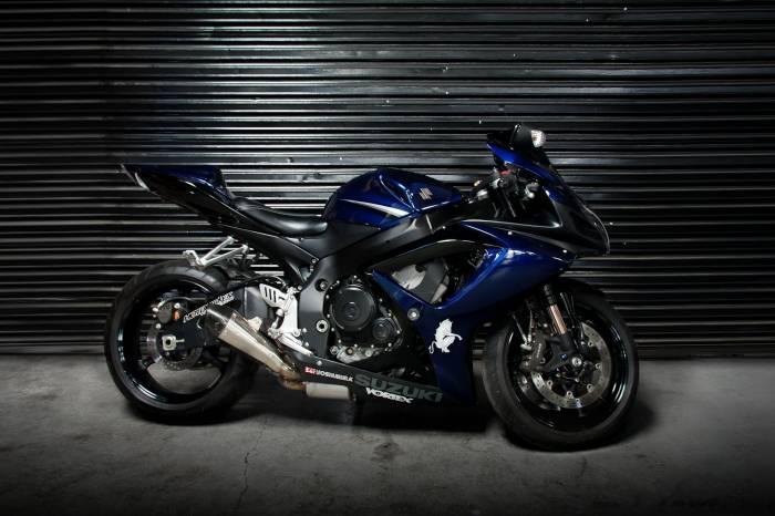 Мотоцикл, Suzuki, Сузуки, gsx-r1000, синий, bike,