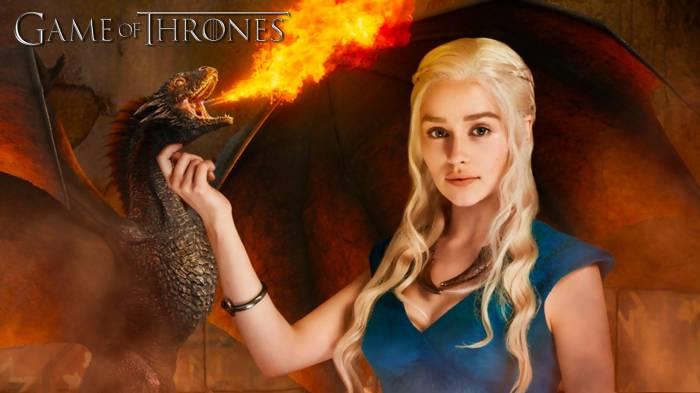 Эмилия Кларк, Daenerys Targaryen, Emilia Clarke