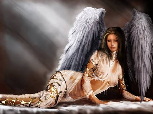 Fantasy Girls, фэнтези гёл, девушка, ангел