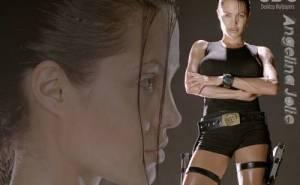 Анжелина Джоли, Angelina Jolie, Лара Крофт