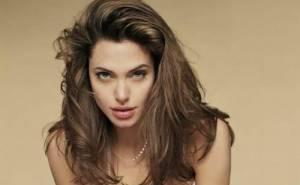 Angelina Jolie, Обои с Анжелиной Джоли, прическа