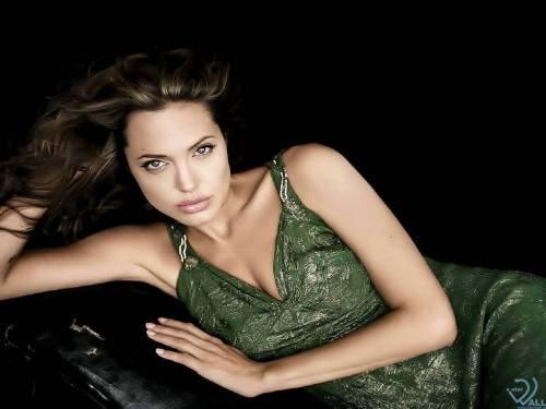 Angelina Jolie, Анжелина Джоли, платье