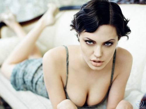 Angelina Jolie, Анжелина Джоли, волосы