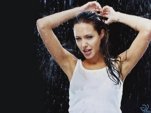 Обои с Анжелиной Джоли, Angelina Jolie, девушка♥♥♥