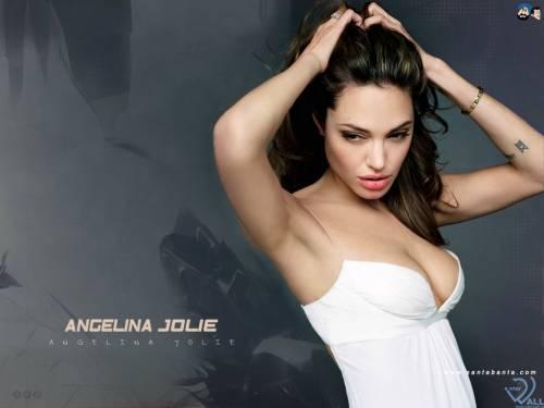 Актриса, Анжелиной Джоли, Angelina Jolie