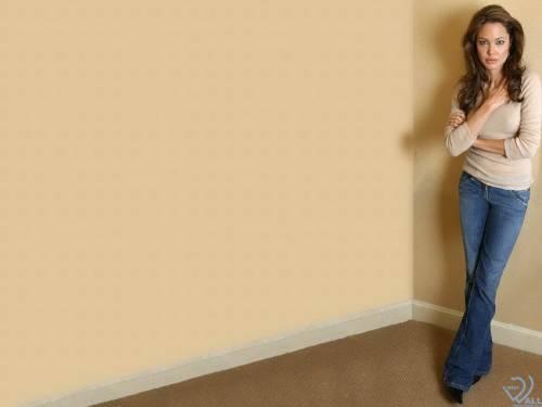 Angelina Jolie, Анжелиной Джоли, девушка♥♥, стена