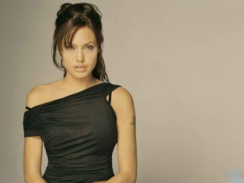 Обои с Анжелиной Джоли, Angelina Jolie