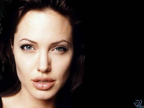 Angelina Jolie, Анжелиной Джоли, взгляд, губы