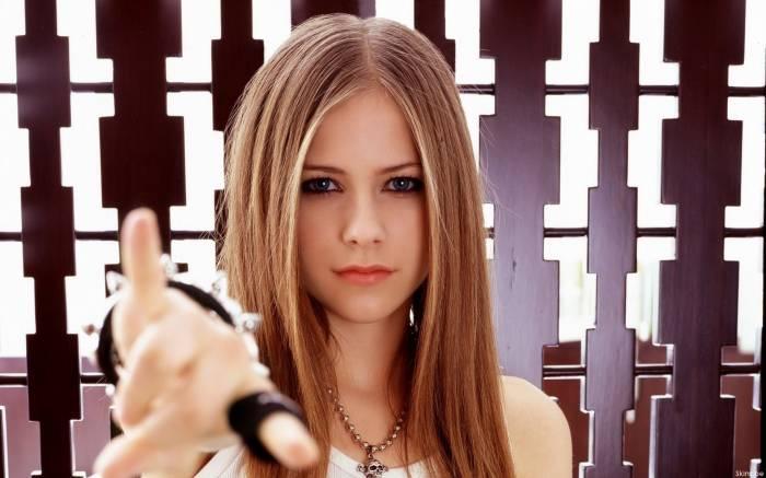Аврил Лавин, певица, девушка, Avril Lavigne, girl