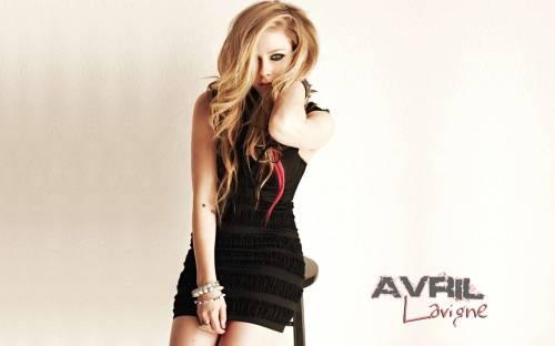 Певица Avril Lavigne
