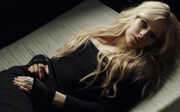 Блондинка, Avril Lavigne, Аврил Лавин, певица