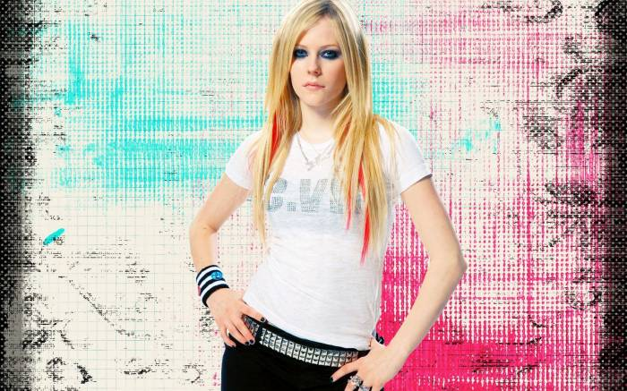 Avril Lavigne, Аврил Лавин, певица, актриса,
