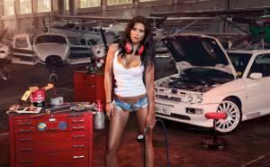 Miss tuning 0013, модель, машины, девушка, мисс