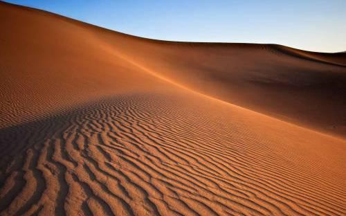 Пустыня, барханы, дюны, песок