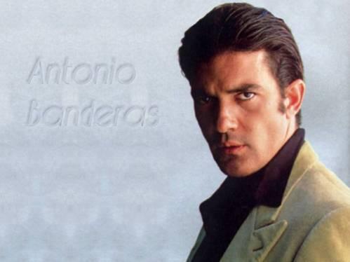 Антонио Бандерас, Antonio Banderas, мужчина, актёр
