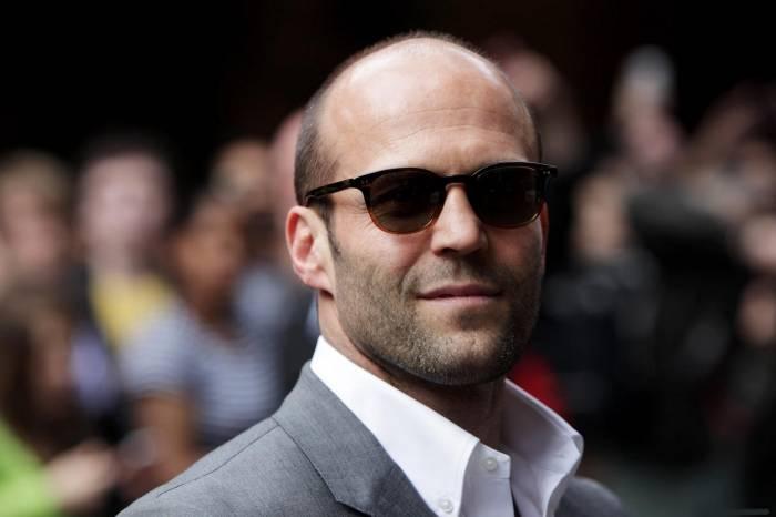 Jason Statham, Джейсон Стэтхэм, очки, улыбка, man