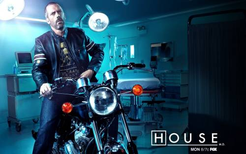 Доктор Хаус, House M.D., Хью Лори, Hugh Laurie