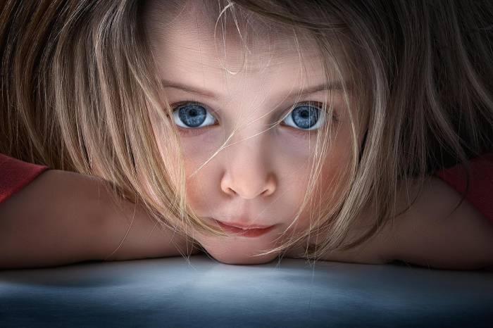 Дети, девочка, глаза, ребёнок, children, girl