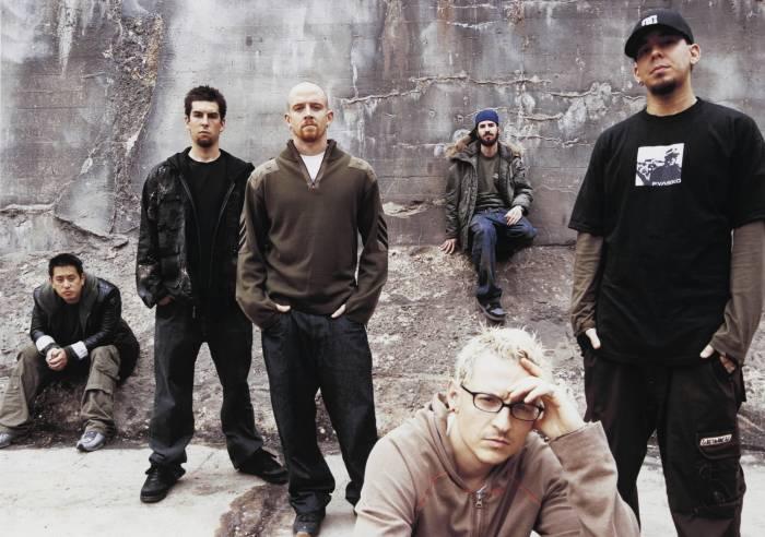 Linkin Park, Линкин Парк, рок, группа, Майк Шинод
