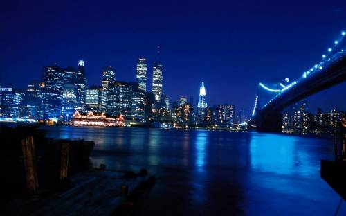 США, NYC, New York, Нью-Йорк, USA, twin towers