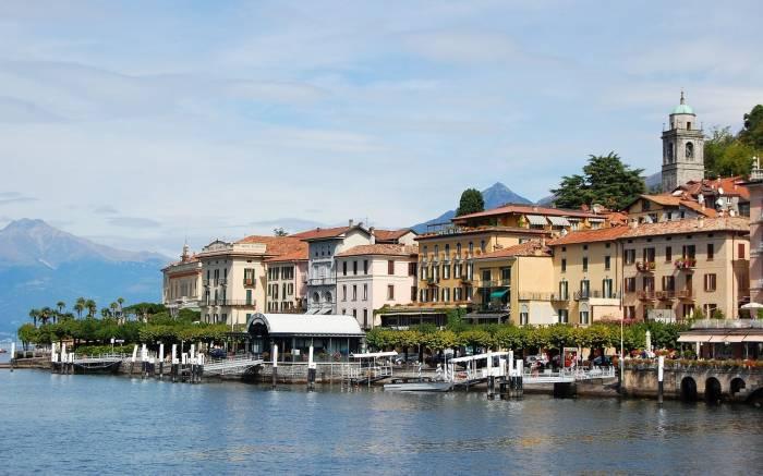 Bellagio, Lombardy, Italy, Lake Como, Белладжо
