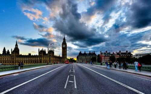 Лондон, Big Ben, Англия, London, England