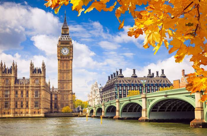 Лондон, Англия, Биг Бен, London, England, Big Ben