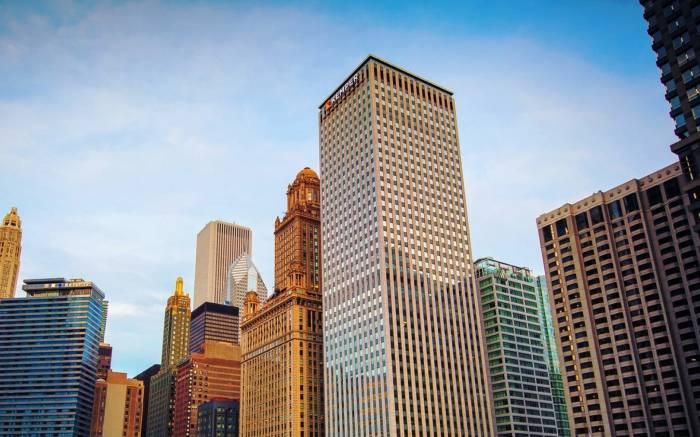 Chicago, Illinois, Чикаго, USA, Америка, Иллинойс