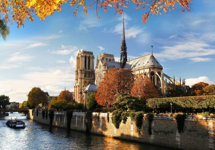 Нотр-Дам-де-Пари, Notre Dame de Paris, Франция