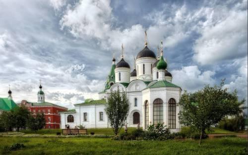 Муромский Спасо-Преображенский монастырь, Муром