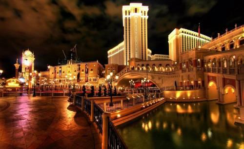 Лас-Вегас, отель, Венеция, Las-Vegas, hotel, город