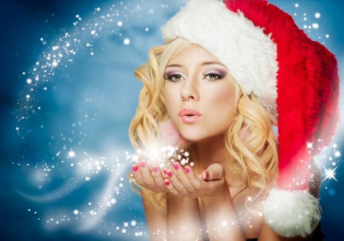 Снегурочка, зима, снег, новый год, Snegurochka