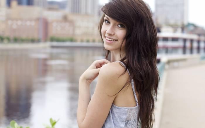Taylor Penshorn, brunette, девушка, брюнетка
