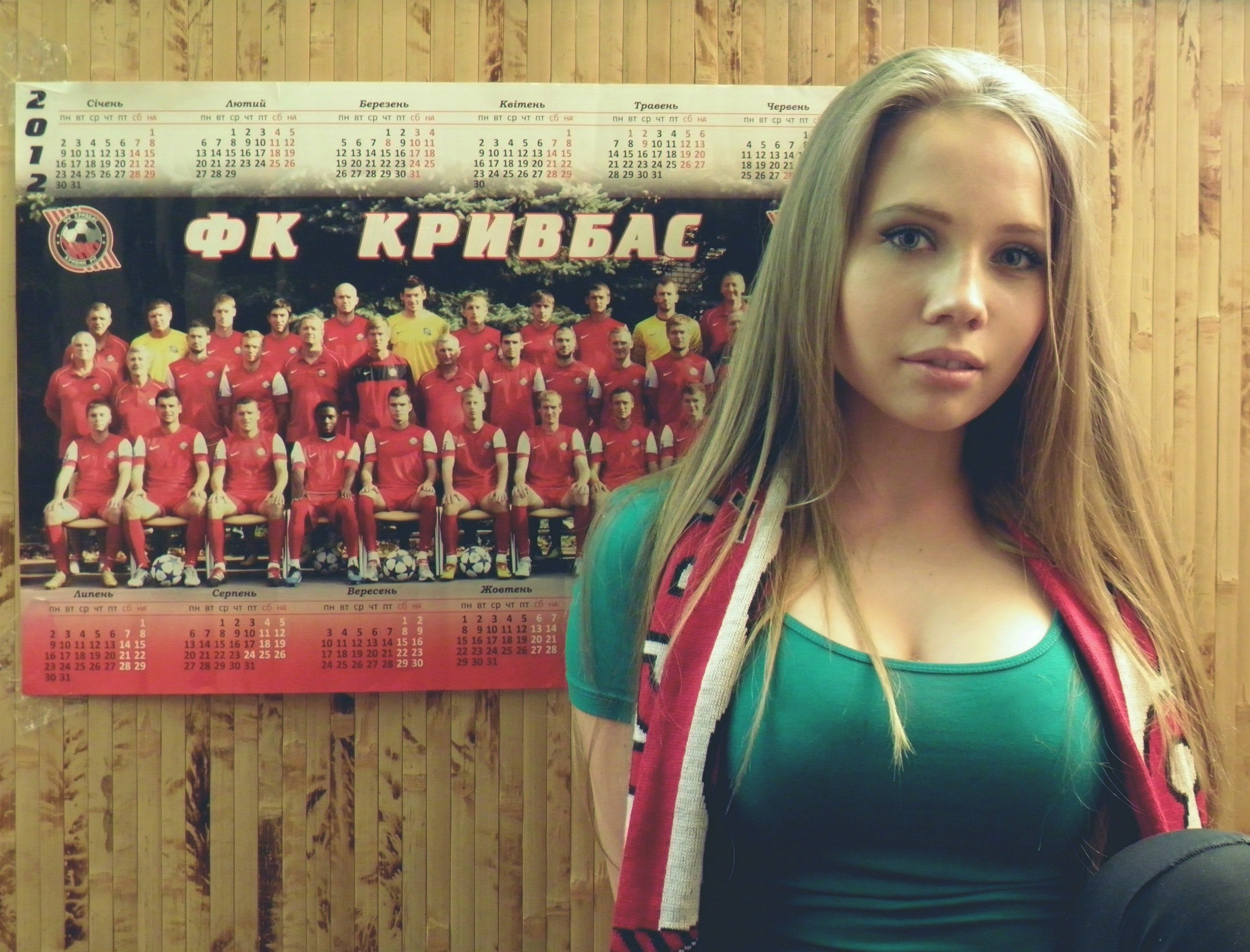 Украинская девушка у вудманом 15 фотография