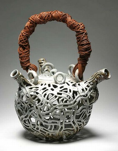 Фотоподборка необычных чайников