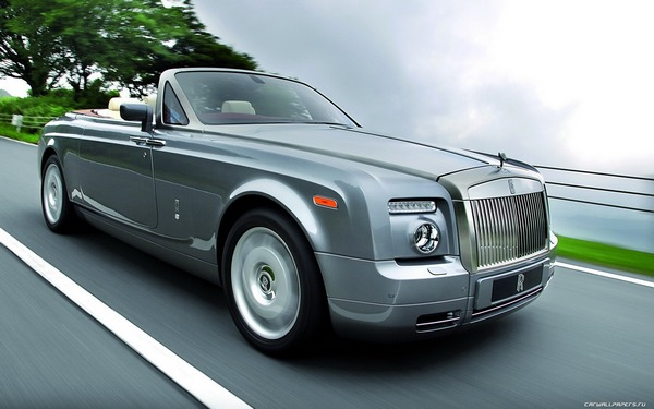 фото Rolls-Royce Phantom - Drophead Coupe