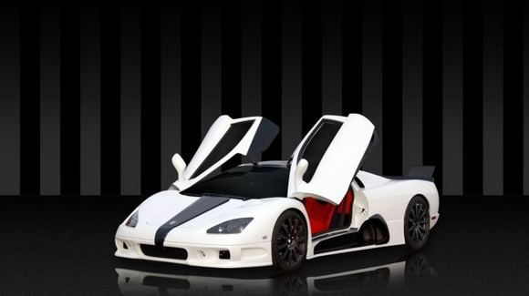 фото SSC Ultimate Aero