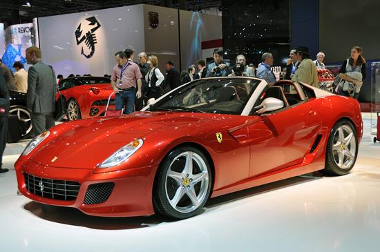 фото Ferrari SA Aperta